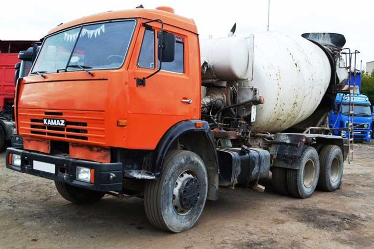 Трансмиссия КамАЗ-53229
