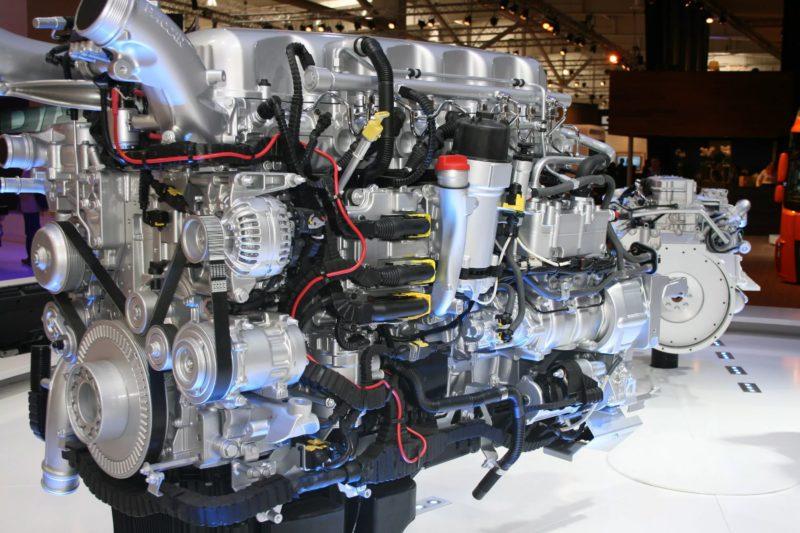 Двигатель грузовика DAF XF105