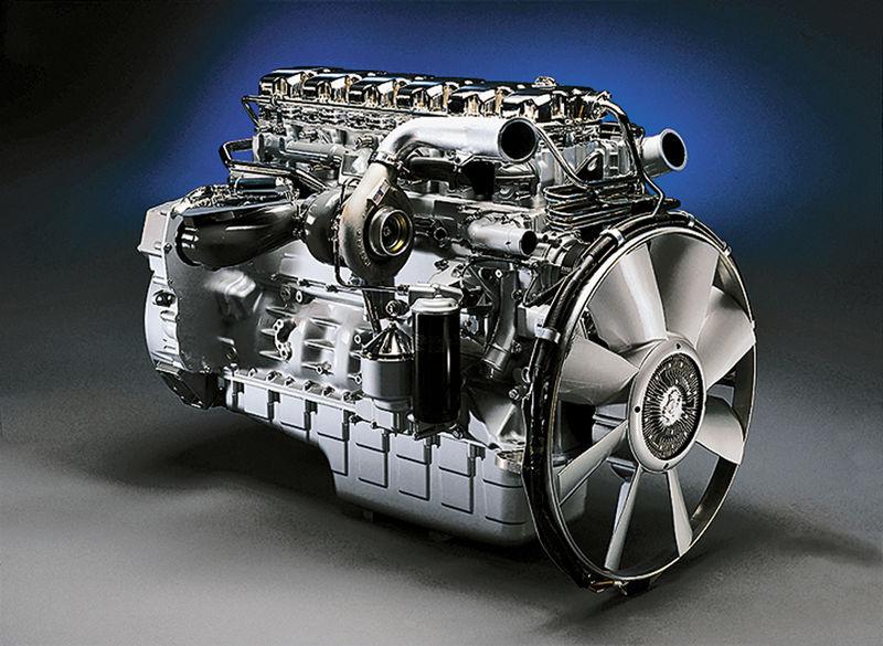 Двигатель Scania R440