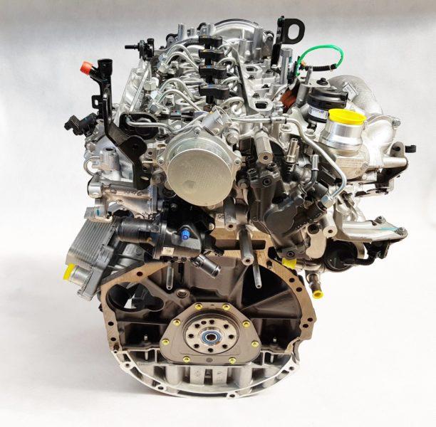 Двигатели и трансмиссия Renault Master