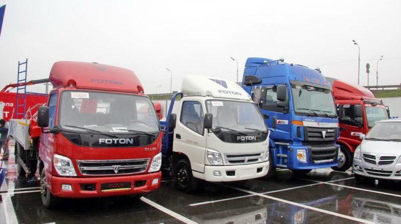 Об истории компании-производителя и бренда Foton-02