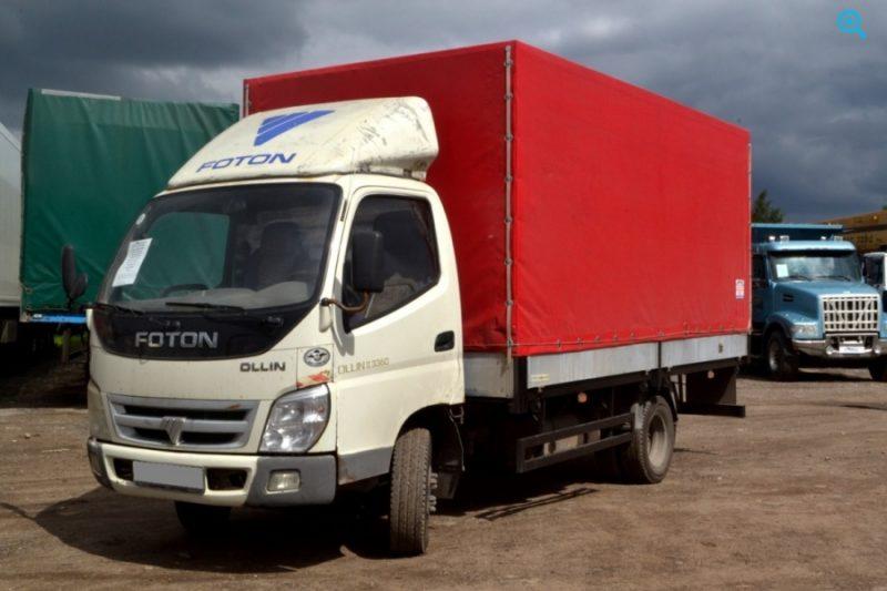 Отзывы владельцев и водителей грузовиков Фотон Оллин