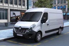 Renault Master: технические характеристики
