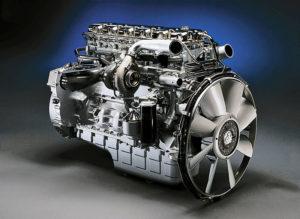 Двигатель Scania G400 / G400 Highline Streamline