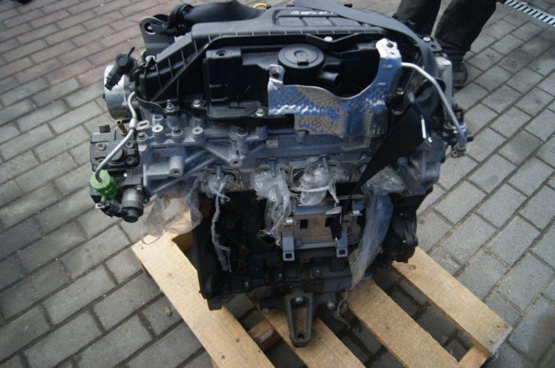 Двигатели Рено Трафик
