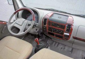 Кабина грузовика FAW 1041