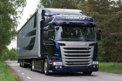 Scania G400: технические характеристики