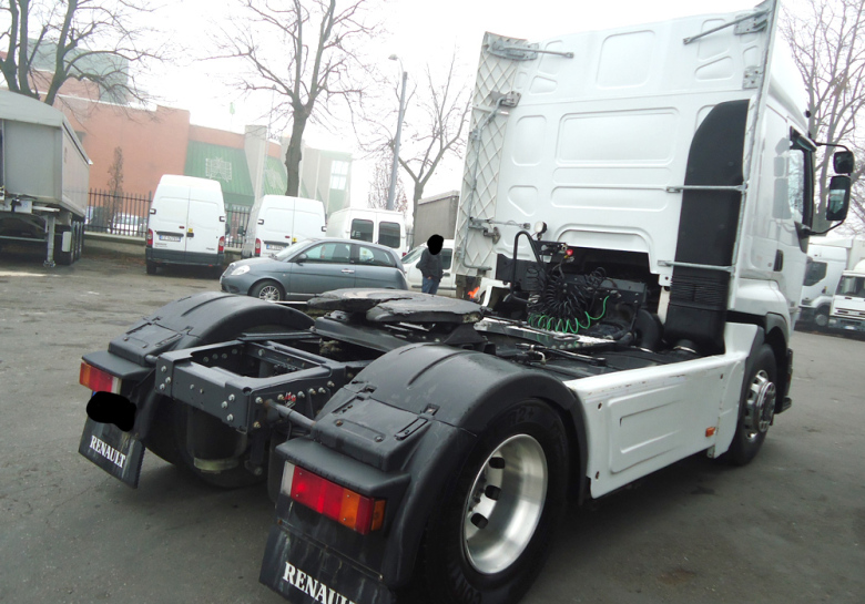 Тормозная система грузовика Рено Премиум