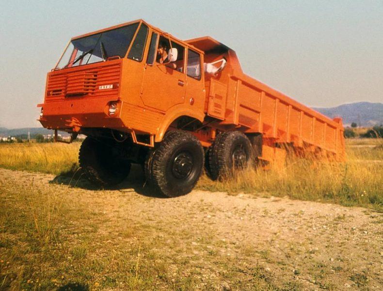 Автомобили Tatra-813 в Советском Союзе. Отзывы водителей