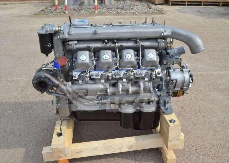 Двигатель грузовика КамАЗ-4326