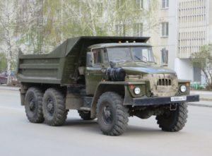 Двигатели автомобиля Урал-583100
