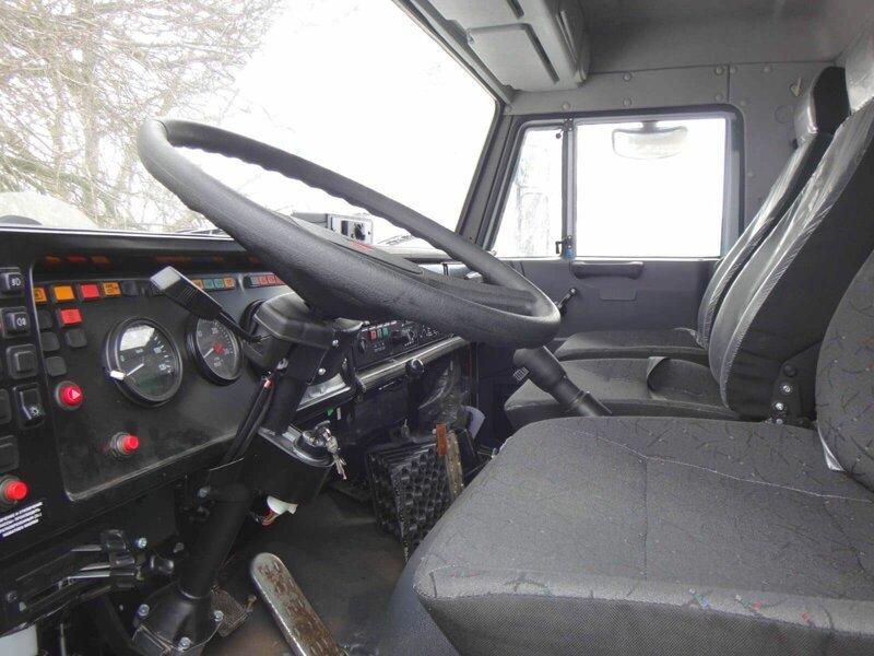Кабина КамАЗ-4326