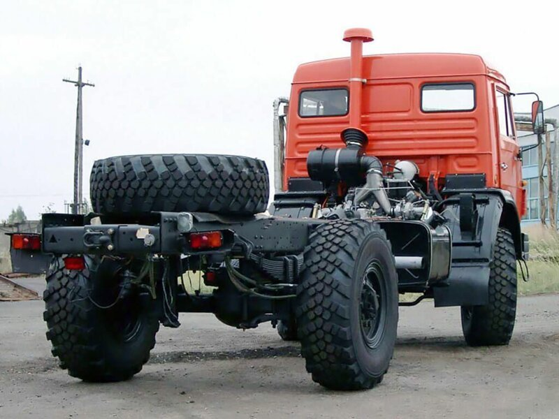 Особенности устройства рамы, подвески, грузовой платформы