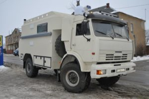 Отзывы о грузовиках КамАЗ-4326