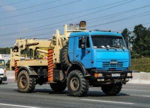 Рулевое управление и тормоза КамАЗ-4326