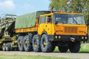 Татра-813: технические характеристики