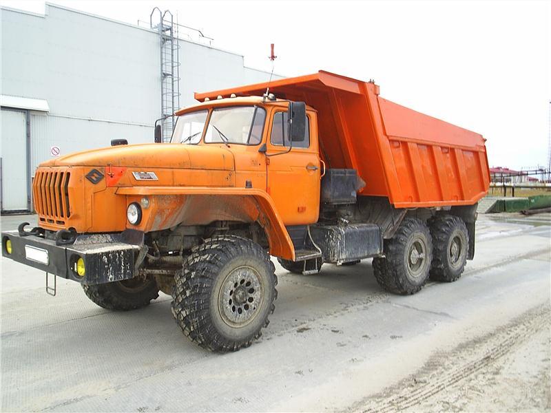 Трансмиссия Урал-583100
