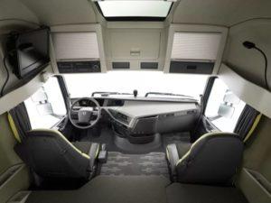 Безопасность на современных Volvo FH13