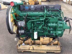 Двигатель грузовика Volvo FH13