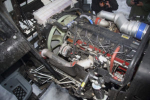 Двигатель КамАЗ-65801-01