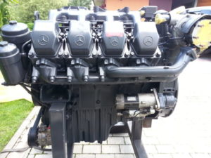 Двигатель КамАЗ-65801