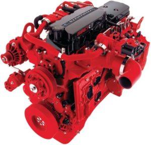 Двигатель самосвала КамАЗ-43255