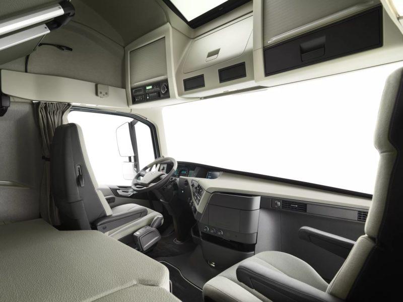 Кабина Volvo FH13