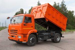 КамАЗ-43255:технические характеристики