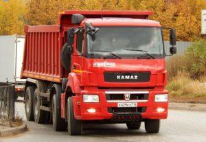 КамАЗ-65801: технические характеристики-01