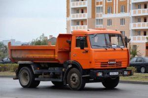 Модификации КамАЗ-43255