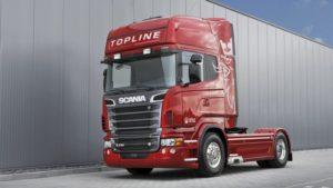 Особенности модели Scania R730 V8