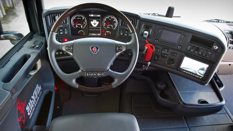 Отзывы о Scania R730