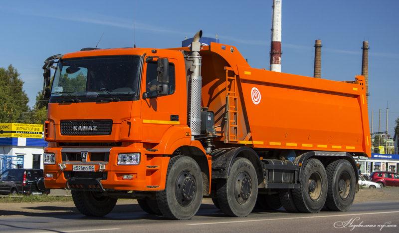 Отзывы водителей и владельцев КамАЗ-65801