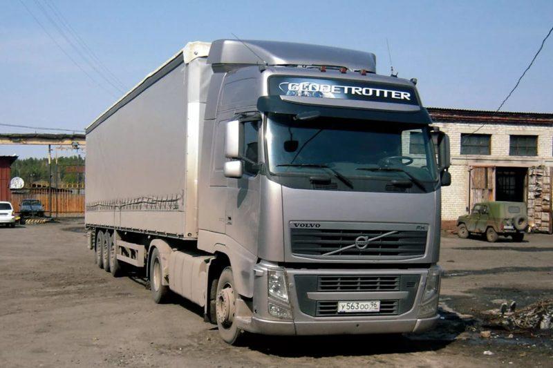 Отзывы водителей и владельцев Вольво FH13