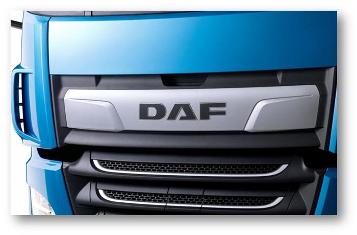 Перейти к рубрике DAF Trucks