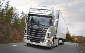 Scania R730: технические характеристики