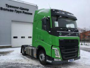 Стоимость нового и б/у грузовика модели Volvo FH13