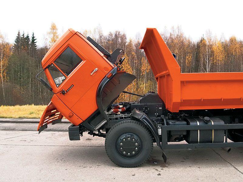 Трансмиссия КамАЗ-43255