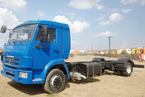 Двигатель грузовика КамАЗ-5308