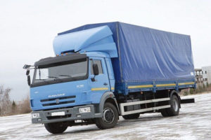 КамАЗ-5308: технические характеристики