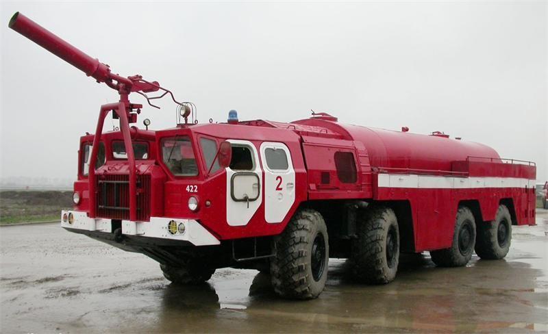 Мелкосерийные версии 543-го МАЗа