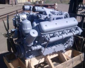 Двигатель Урал-6563