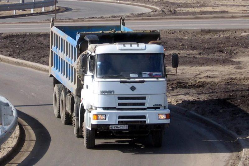 Отзывы водителей и владельцев Урал-6563-01