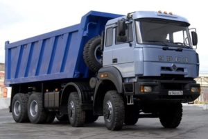Урал-6563: технические характеристики