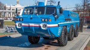 ЗИЛ-49061 «Синяя птица»: технические характеристики