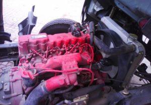 Двигатель грузовика BAW Fenix 1044