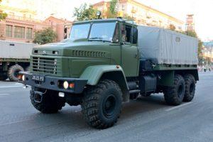 КрАЗ-6322: технические характеристики