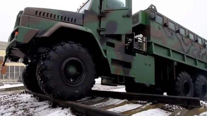 Основные модификации КрАЗ-6322-01
