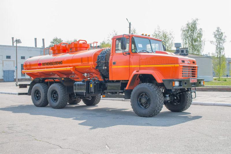 Основные модификации КрАЗ-6322