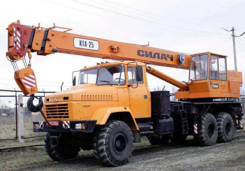Рулевое и тормозное управление КрАЗ-6322
